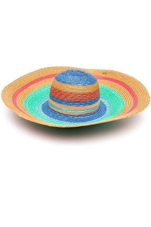 Missoni Stripe-print sun hat - Neutrals
