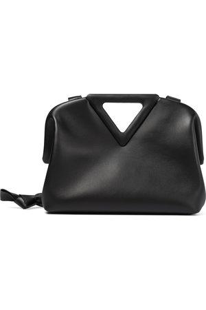 Bottega Veneta The Triangle Medium leather shoulder bag