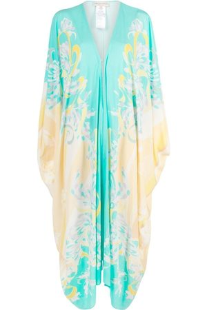 Emilio Pucci Women Beachwear - Lilly-print cover-up