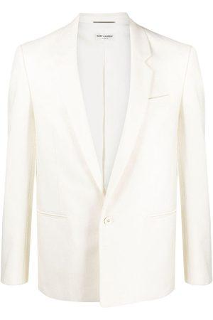 Saint Laurent Men Blazers - Single-breasted blazer