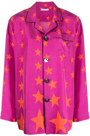 AZ FACTORY Women Pajamas - You're A Star print pyjama top