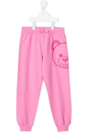 Moschino Teddy Bear track pants