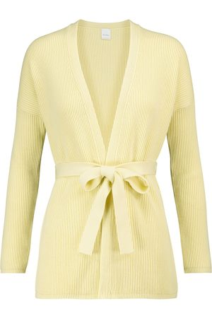 Max Mara Leisure Cavallo cotton-blend cardigan