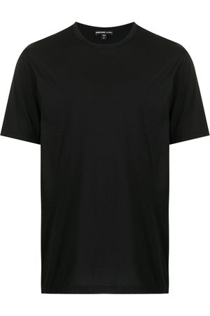 James Perse Men T-shirts - Luxe Lotus jersey T-shirt