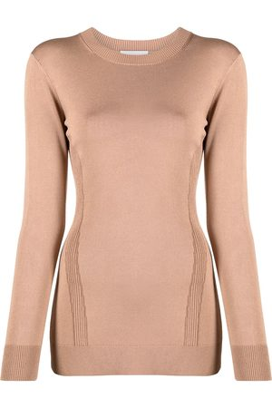 AZ FACTORY Switchwear long-sleeve top - Neutrals