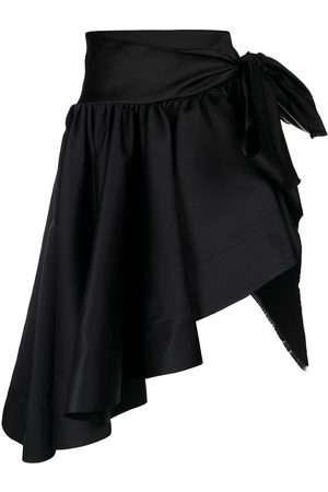 AZ FACTORY Women Asymmetrical Skirts - Switchwear Duchesse asymmetric skirt