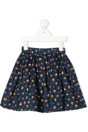 BONPOINT Floral-print skirt