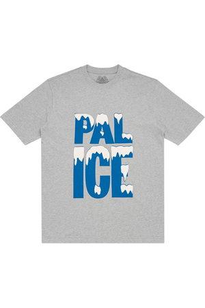 PALACE Men T-shirts - Pal Ice T-Shirt - Grey