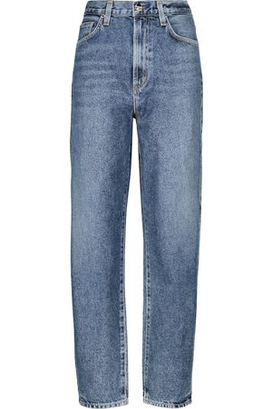 Goldsign Women High Waisted - The Palmer high-rise tapered jeans