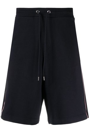 Moncler Side-stripe track shorts