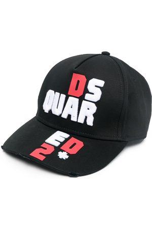 Dsquared2 Men Caps - Embroidered logo cap