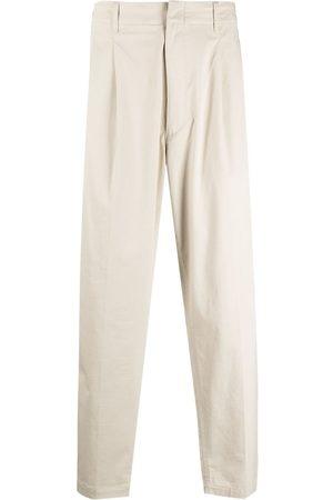 AMBUSH High-rise tapered trousers - Neutrals