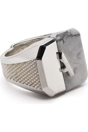 AMBUSH Misfit signet ring