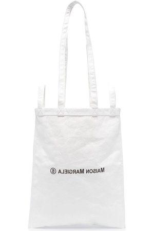 MM6 MAISON MARGIELA 4 handle coated tote bag