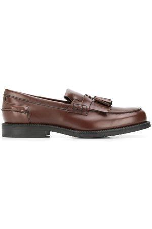 Tod's Tassel details loafers