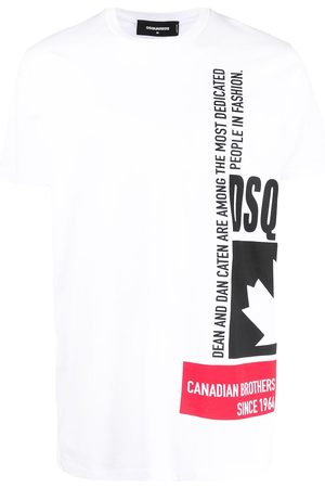 Dsquared2 Men T-shirts - Graphic-print T-shirt