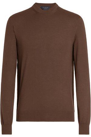 Ermenegildo Zegna Men Sweatshirts - Couture crew neck jumper