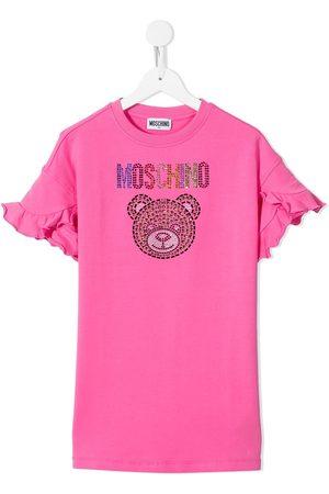 Moschino Teddy T-shirt dress