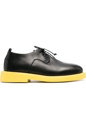 MARSÈLL Men Formal Shoes - Contrast-sole Derby shoes