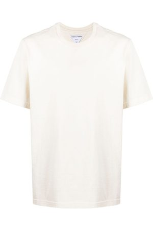 Bottega Veneta Crew-neck short-sleeve T-shirt - Neutrals