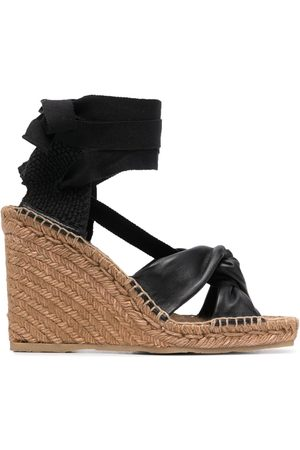 Jimmy Choo Women Wedges - Dayla 110mm wedge sandals