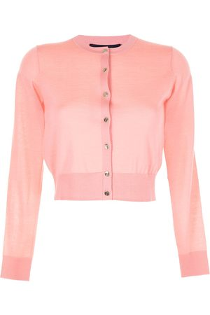 Paule Ka Button-down fitted cardigan