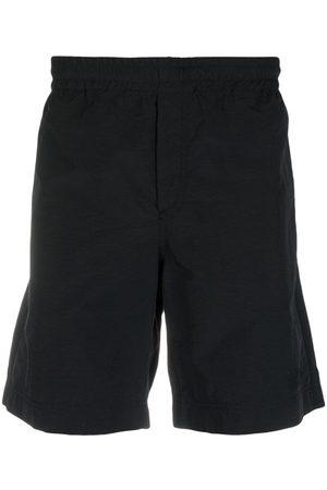 Msgm Men Sports Shorts - Knee-length track shorts