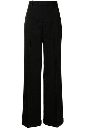 Bottega Veneta Women Formal Pants - Straight-leg tailored trousers