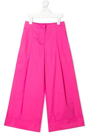 MONNALISA Girls Wide Leg Pants - Wide-leg trousers