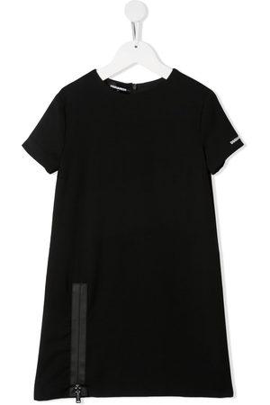 Dsquared2 Girls Casual Dresses - Logo-print T-shirt dress