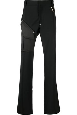 1017 ALYX 9SM Mid-rise flared trousers