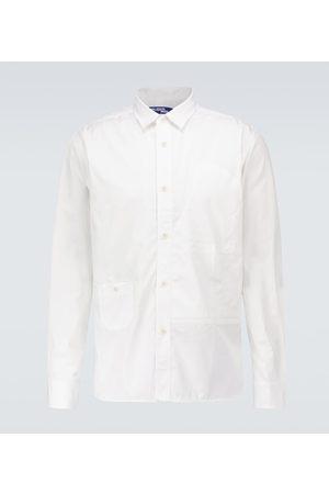 JUNYA WATANABE Asymmetric pocket shirt