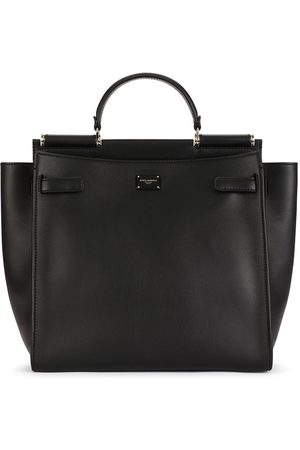 Dolce & Gabbana Men Wallets - Logo plaque handbag