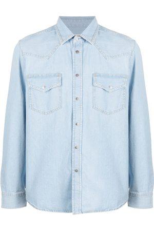 Diesel Men Denim - Western denim shirt