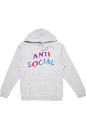 ANTI SOCIAL SOCIAL CLUB Men Hoodies - Funky Forest hoodie - Grey