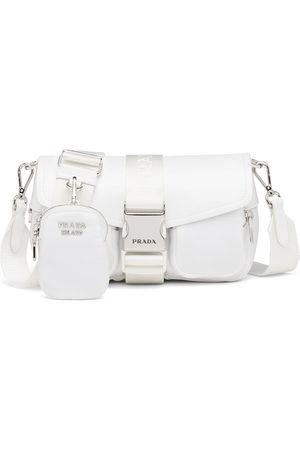 Prada Pocket detail shoulder bag