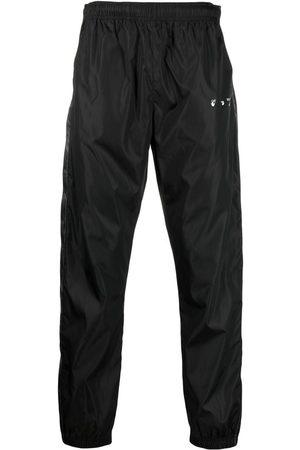 OFF-WHITE Men Sweatpants - Logo-print track pants