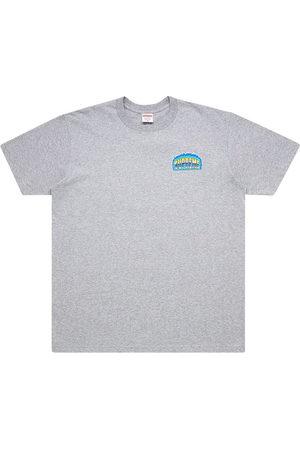Supreme Chrome crew-neck T-shirt - Grey