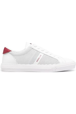 Moncler Men Sneakers - New Monaco perforated sneakers