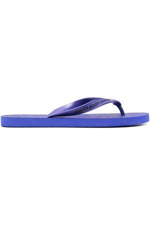 VERSACE Men Flip Flops - Logo flip flops
