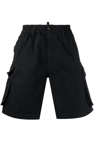 Dsquared2 Men Shorts - Button-fastening cargo shorts