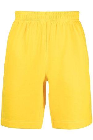 Styland Shorts - Logo patch track shorts