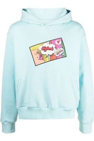 Styland Hoodies - Comics print hoodie