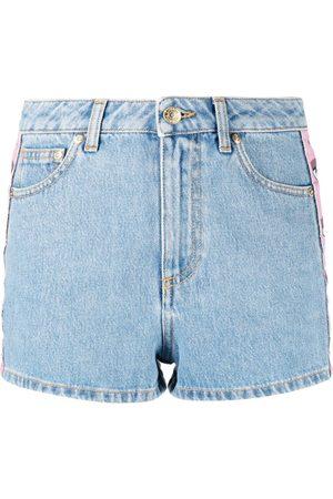 Chiara Ferragni Women Shorts - Thigh-length shorts
