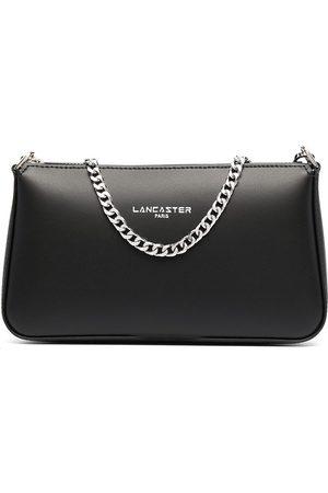 Lancaster Women Clutches - Smooth zip clutch bag
