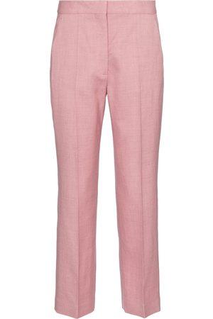 Stella McCartney Charlie high-rise straight pants
