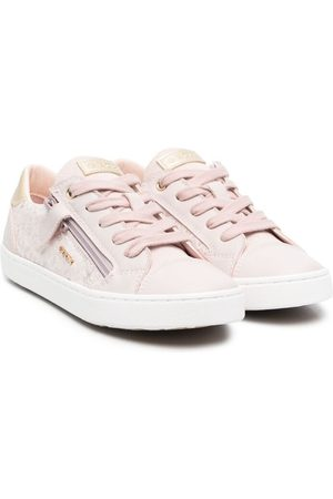 Geox Low-top lace-up trainers