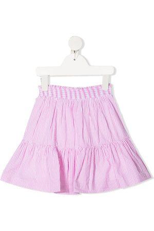 Ralph Lauren Girls Skirts - Pinstriped pleated skirt