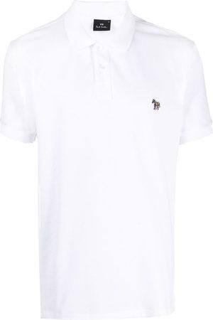 Paul Smith Zebra-patch polo shirt
