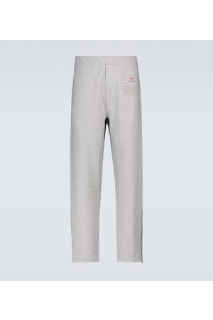 Maison Margiela Men Pants - Cotton sweatpants
